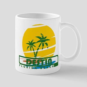 Summer destin- florida Mugs