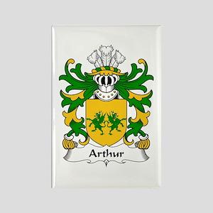 Arthur I (ab uthr pendragon-King Arthur) Rectangle