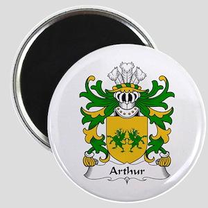 Arthur I (ab uthr pendragon-King Arthur) Magnet