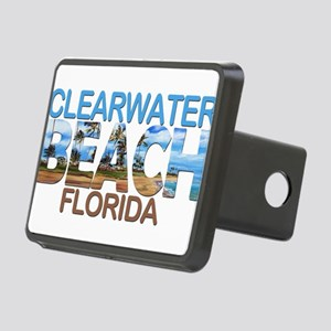 Summer clearwater- florida Rectangular Hitch Cover