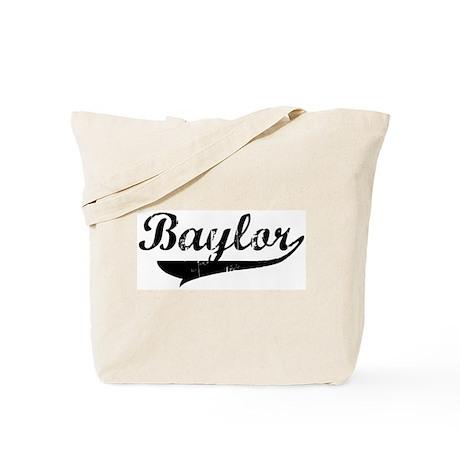 Baylor (vintage) Tote Bag