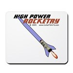 High Power Rocketry Mousepad