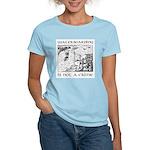 Waterboarding Light T-Shirt (women's)