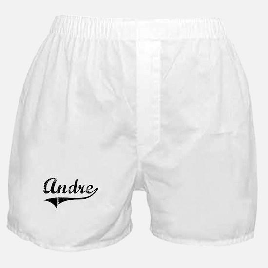 Andre (vintage) Boxer Shorts