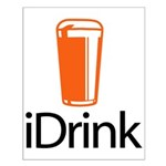 iDrink Small Poster