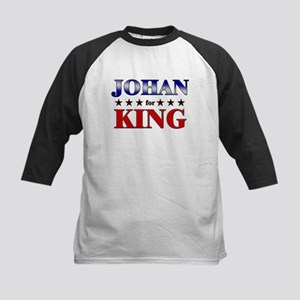 JOHAN for king Kids Baseball Jersey