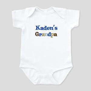 Kaden's Grandpa Infant Bodysuit