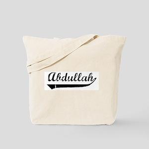Abdullah (vintage) Tote Bag