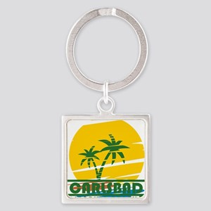Summer carlsbad state- california Keychains