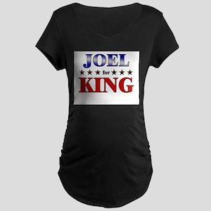 JOEL for king Maternity Dark T-Shirt