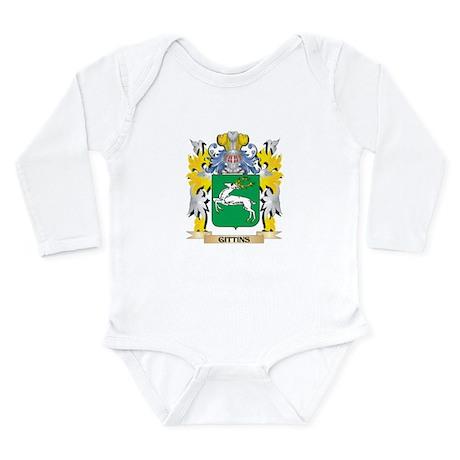 Gittins Coat of Arms - Family Crest Body Suit