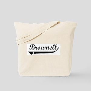 Brownell (vintage) Tote Bag