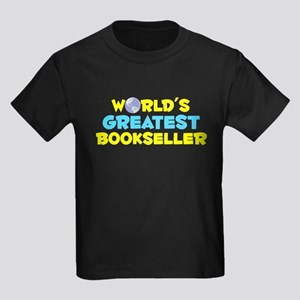 World's Greatest Books.. (C) Kids Dark T-Shirt