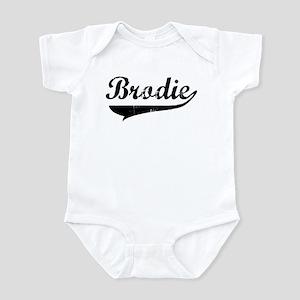 Brodie (vintage) Infant Bodysuit