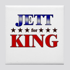 JETT for king Tile Coaster