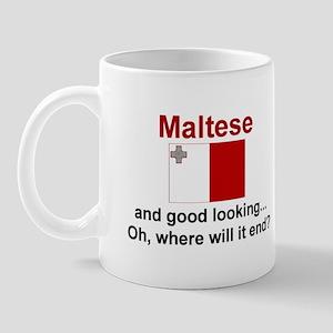 Good Looking Maltese Mug