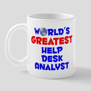World's Greatest Help .. (A) Mug