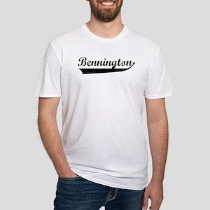 Bennington (vintage) Fitted T-Shirt