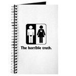 The Horrible Truth Journal