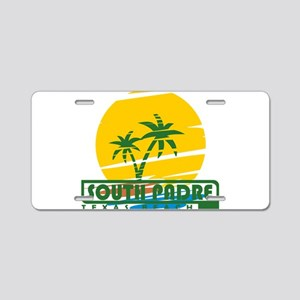 Summer south padre island- Aluminum License Plate