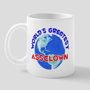 World's Greatest Asscl.. (E) Mug
