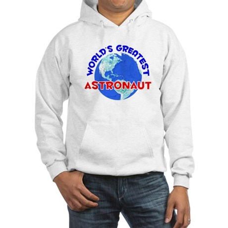 World's Greatest Astro.. (E) Hooded Sweatshirt