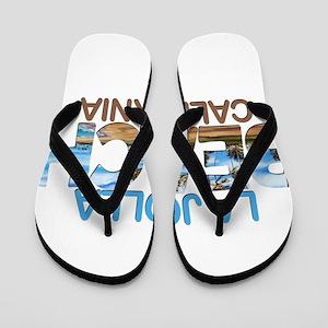 2406b40fdcde Summer la jolla shores- california Flip Flops