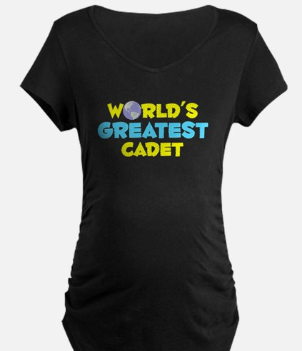 World's Greatest Cadet (C) T-Shirt