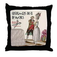 Fitting Throw Pillow