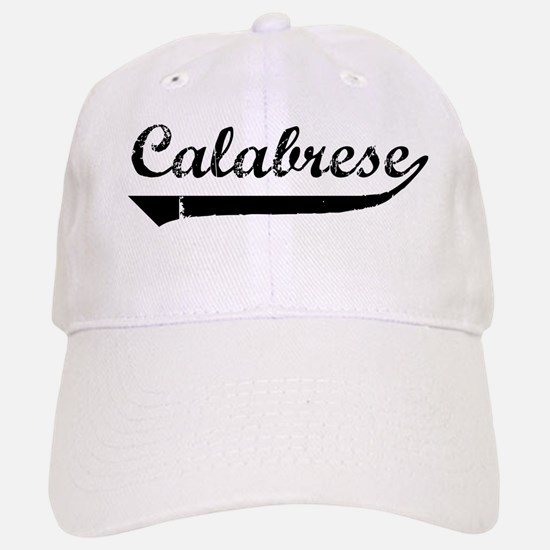 Calabrese (vintage) Baseball Baseball Cap