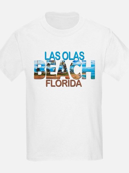 Summer las olas- florida T-Shirt