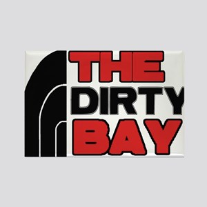 THE DIRTY BAY --T-SHIRTS Rectangle Magnet