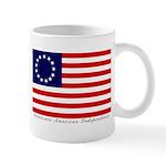 Betsy Ross Flag Coffee Mug