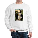 Mona Lisa / Lab (y) Sweatshirt