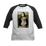 Mona Lisa / Lab (y) Kids Baseball Jersey