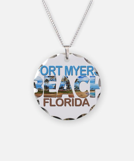 Summer fort myers- florida Necklace