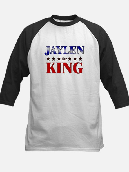 JAYLEN for king Kids Baseball Jersey