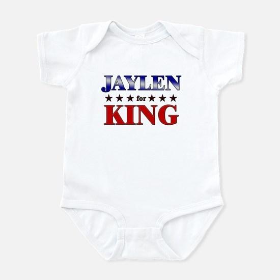 JAYLEN for king Infant Bodysuit