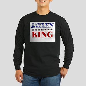 JAYLEN for king Long Sleeve Dark T-Shirt