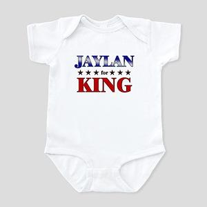 JAYLAN for king Infant Bodysuit