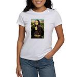 Mona & her Chocolate Lab Women's T-Shirt