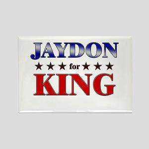 JAYDON for king Rectangle Magnet