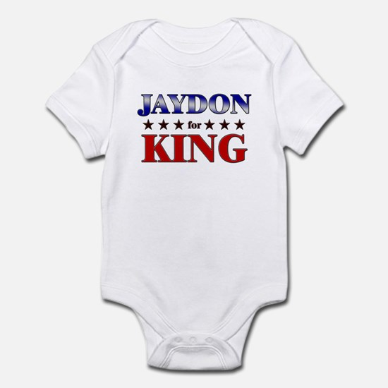 JAYDON for king Infant Bodysuit