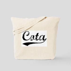 Cota (vintage) Tote Bag