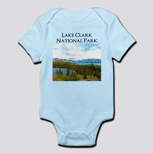 Lake Clark National Park Body Suit