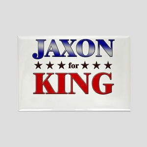 JAXON for king Rectangle Magnet