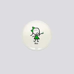 Cell Phone - Boo Mini Button