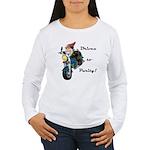 Driven to Purity Women's Long Sleeve T-Shirt