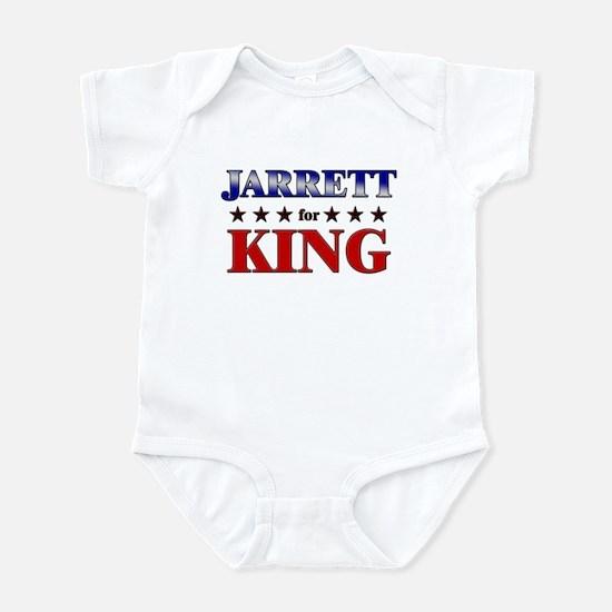 JARRETT for king Infant Bodysuit