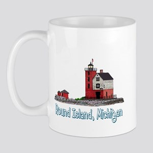 The Round Island Mug